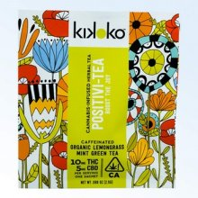 Caffeinated Positivi-Tea For Mood by Kikoko