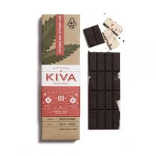 Kiva Peppermint Bark Bar (100mg)