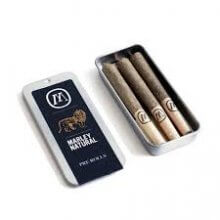 Razberry Pre-Rolls Marley Natural (3 pack)