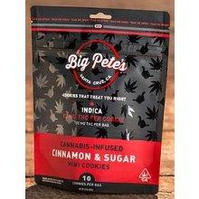 10-Pack Cinnamon Sugar Indica Cookies Big Pete's