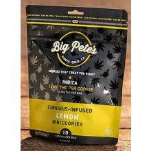 10-Pack Lemon Indica Cookies Big Pete's