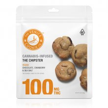 The Chipster 10-Pack Vegan Cookies Venice Cookie Co (82mg)