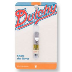 Pineapple Flavored Oil Cartridge Dutchy